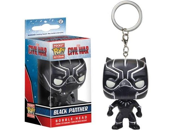 FUNKO POP MARVEL BLACK PANTHER ANAHTARLIK