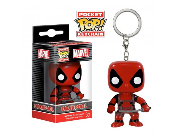 FUNKO POP MARVEL DEADPOOL ANAHTARLIK