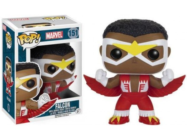 FUNKO POP MARVEL FALCON