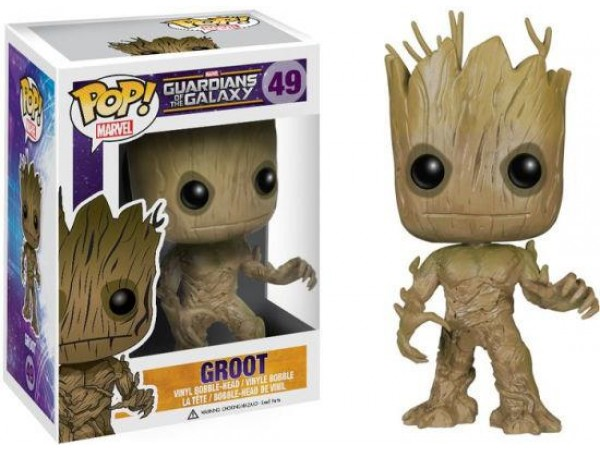 FUNKO POP MARVEL GROOT FIGURU
