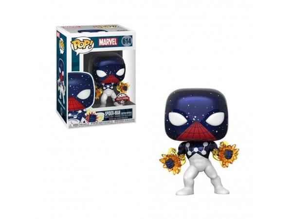 Funko Pop Marvel Spider-man Captain Universe Special Edition Figürü