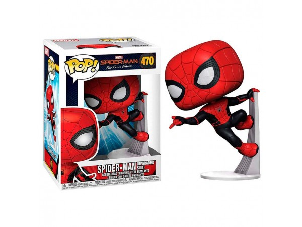 FUNKO POP MARVEL SPIDER-MAN FAR FROM HOME FIGURU