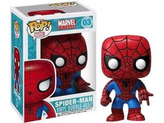 FUNKO POP MARVEL SPIDER MAN FIGURU