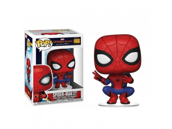 FUNKO POP MARVEL SPIDER-MAN HERO SUIT