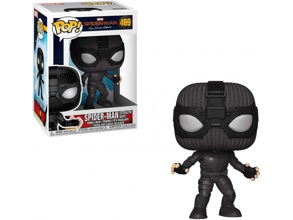FUNKO POP MARVEL SPIDER-MAN STEALTH SUIT