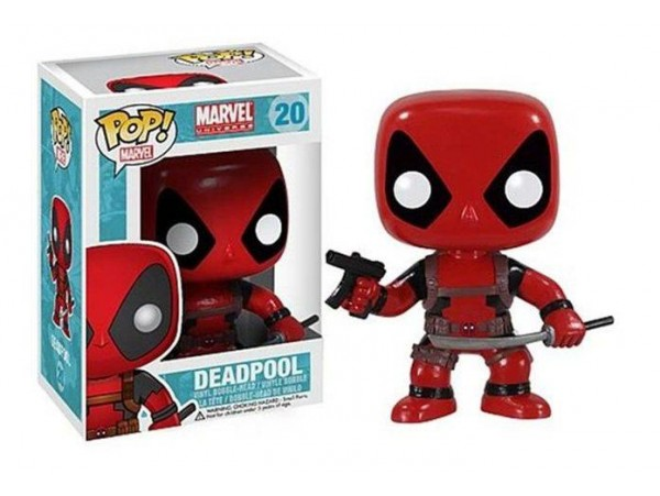 FUNKO POP MARVEL UNIVERSE DEADPOOL FIGURU