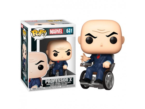 FUNKO POP MARVEL X-MEN 20TH PROFESSOR X FIGURU