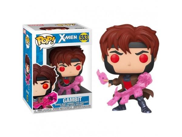 Funko Pop Marvel X-Men Classic Gambit Figürü