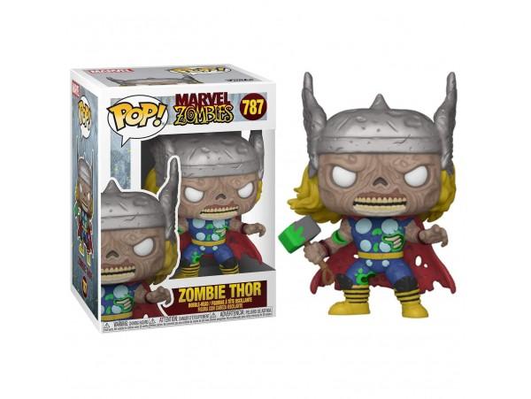 Funko Pop Marvel Zombies - Zombie Thor Figürü