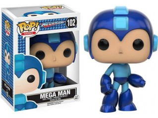 FUNKO POP CAPCOM MEGA MAN FIGURU