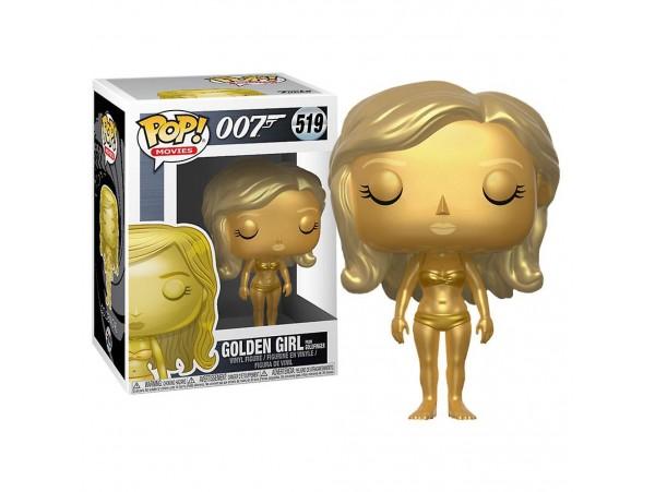 Funko Pop Movies 007 Golden Girl Figürü