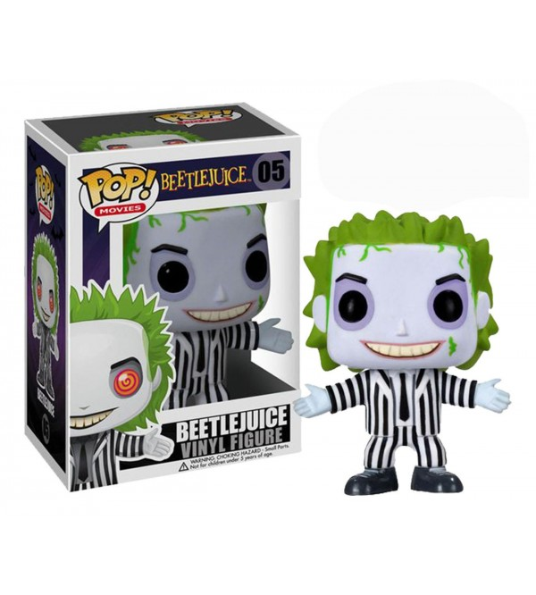 FUNKO POP MOVIES BEETLEJUICE FIGURU