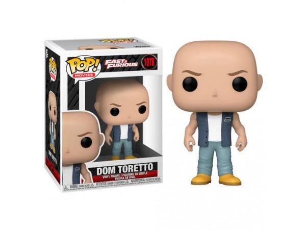 Funko Pop Movies Fast & Furious 9 Dom Toretto Figürü