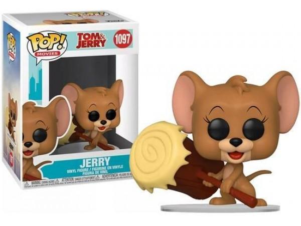 Funko Pop Movies: Tom and Jerry - Jerry Figürü