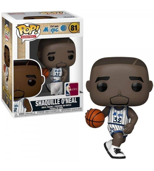 FUNKO POP NBA LEGENDS SHAQUILLE O'NEAL FIGURU