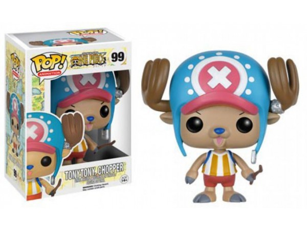 FUNKO POP ONE PIECE TONYTONY. CHOPPER FIGURU