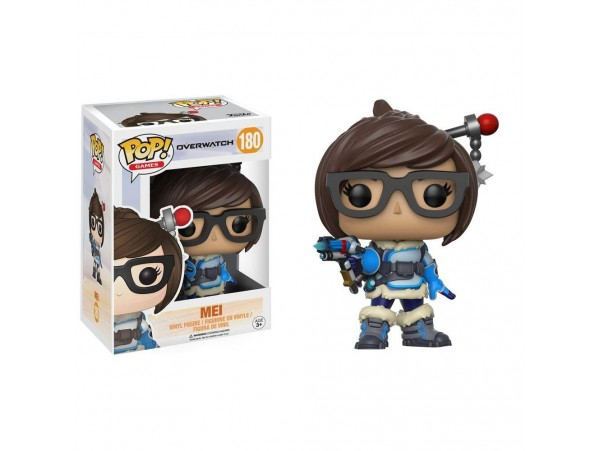 FUNKO POP OVERWATCH MEI FIGURU