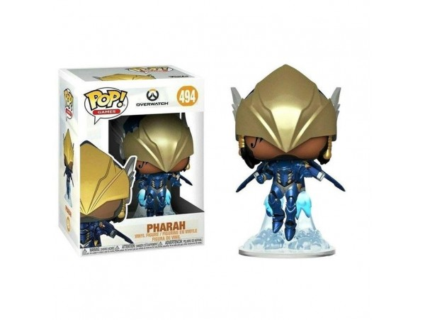 FUNKO POP OVERWATCH PHARAH FIGURU