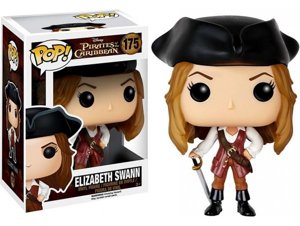 FUNKO POP PIRATES OF THE CARIBBEAN ELIZABETH SWANN FIGURU