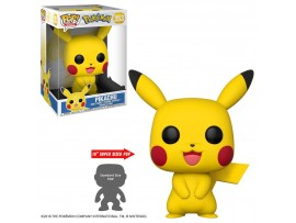 FUNKO POP POKEMON PIKACHU - 10 INC  BÜYÜK BOY 25 CM