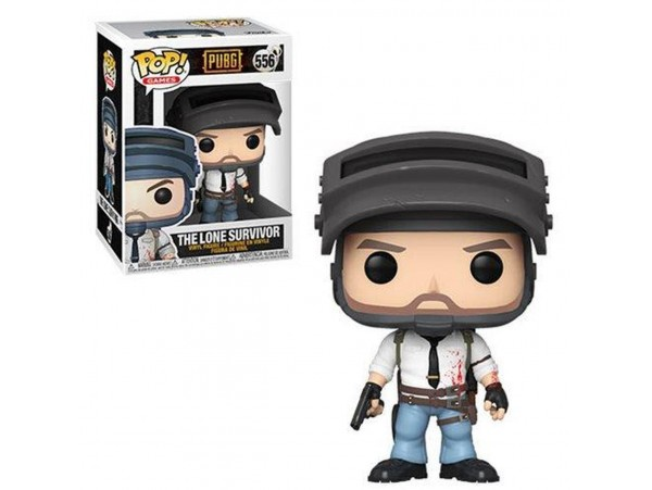 FUNKO POP PUBG THE LONE SURVIVOR FIGURU