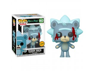 FUNKO POP RICK AND MORTY TEDDY RICK CHASE LIMITED EDITION