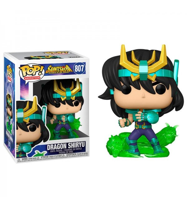 FUNKO POP SAINT SEIYA - DRAGON SHIRYU FIGURU