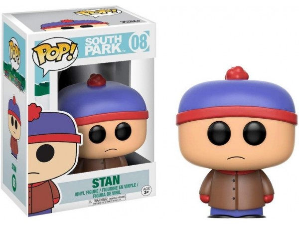 FUNKO POP SOUTH PARK STAN FIGURU