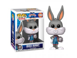 Funko Pop Space Jam 2 Bugs Bunny Figürü