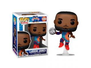 Funko Pop Space Jam 2 Lebron James No:1059 Figürü