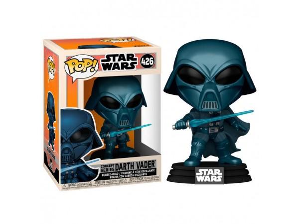 Funko Pop Star Wars Concept Series Darth Vader Figürü