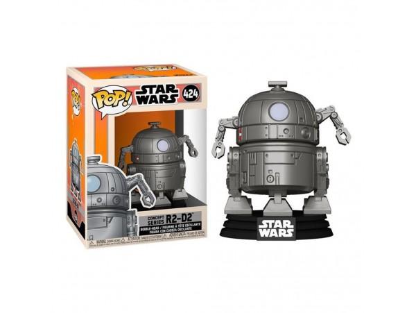 Funko Pop Star Wars Concept Series R2-d2 Figürü