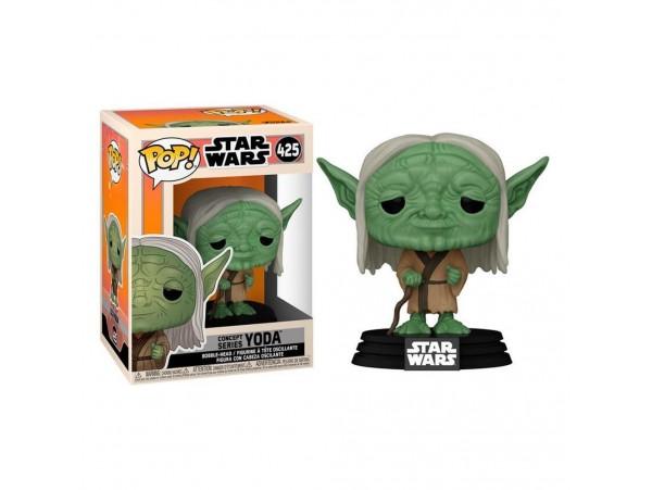 Funko Pop Star Wars Concept Series Yoda Figürü