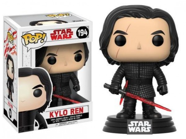 FUNKO POP STAR WARS KYLO REN NO:194 FIGURU