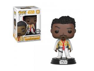 Funko Pop Star Wars Lando Calrissian Exclusive Figürü
