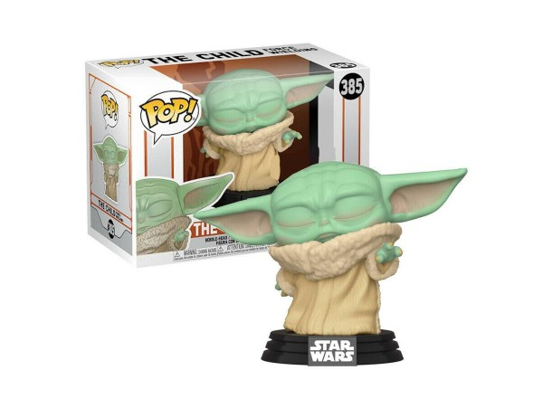 FUNKO POP STAR WARS THE CHILD YODA  FORCE WIELDING S.EDITION