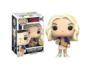FUNKO POP STRANGER THINGS ELEVEN WITH EGGOS LIMITED CHASE EDT