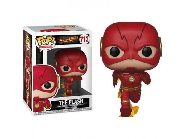 FUNKO POP THE FLASH FIGURU