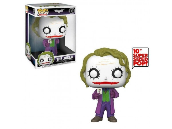 FUNKO POP DC THE JOKER - 10 INC  BÜYÜK BOY 25 CM