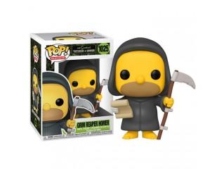 Funko Pop The Simpsons Grim Reaper Homer Figürü