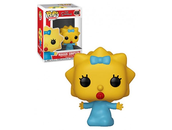 FUNKO POP THE SIMPSONS MAGGIE SIMPSON FIGURU