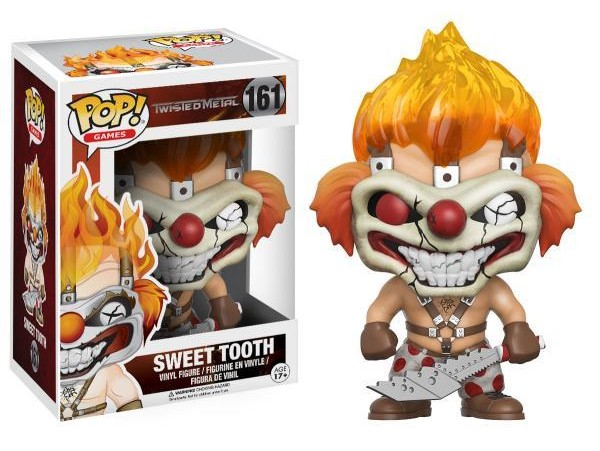 FUNKO POP TWISTED METAL SWEET TOOTH