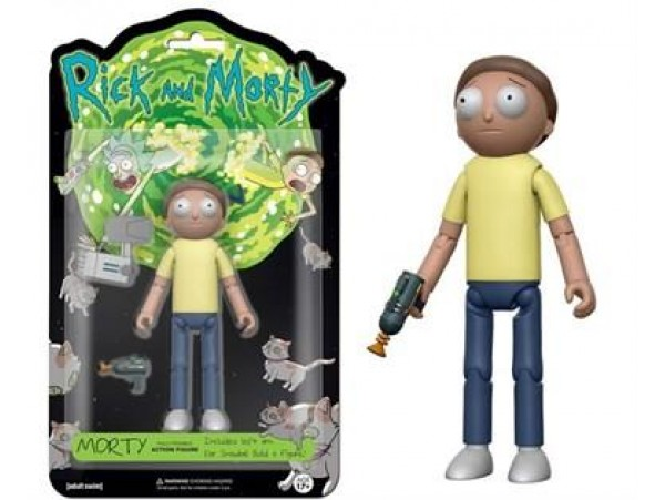 FUNKO RICK AND MORTY - MORTY FIGURU