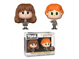 FUNKO VYNL. HARRY POTTER SERIES HERMIONE & RON FIGURLERI EXCLUSIVE