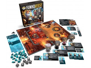 FUNKOVERSE HARRY POTTER 102 STRATEGY GAME (4 PACK)