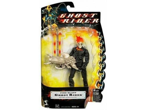 GHOST RIDER FIRE BLAST FIGUR 17 CM HASBRO