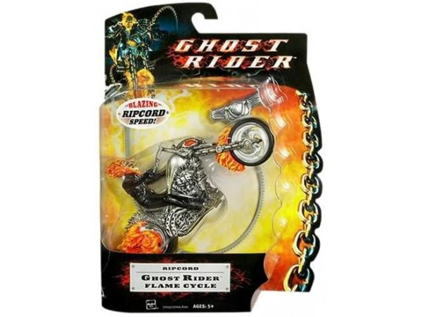 GHOST RIDER RIPCORD FLAME CYCLE FIGUR 18 CM HASBRO
