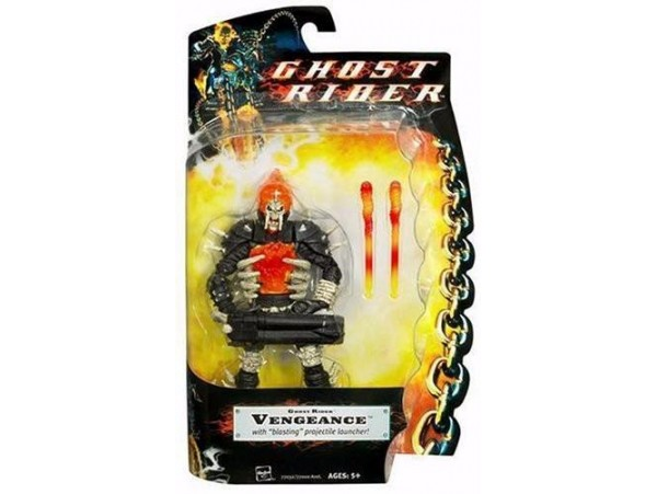 Ghost Rider Vengeance Figür 17 Cm Hasbro