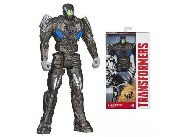 Hasbro Transformers Age Of Extinction Titan Heroes Lockdown 30 Cm Figür