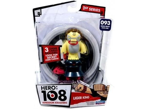 HERO 108 KINGDOM KRASHERS KASLAN KRAL FIGURU